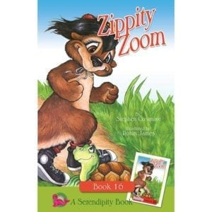 Serendipity Books - Zippity Zoom
