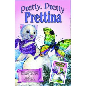 Pretty Pretty Prettina book cover