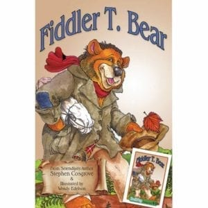 Fiddler T. Bear book cover