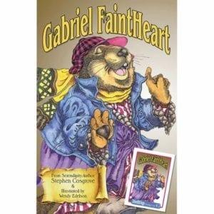 Gabriel FaintHeart book cover