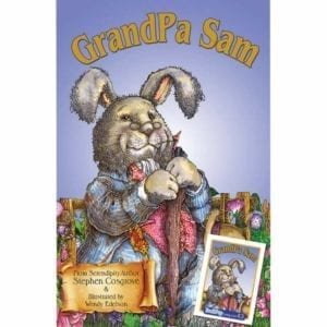 Grandpa Sam book cover