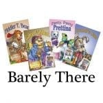 Barely There 4 Book Set Special
